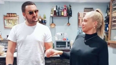 Baile viral TikTok Belén Esteban y su marido Miguel