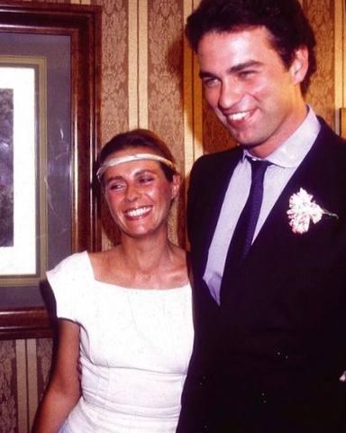 Bertín Osborne y mujer Sandra Domecq