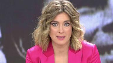 Sandra Barneda manda un mensaje a Emma García