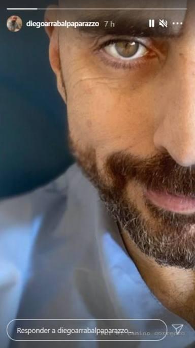 Diego Arrabal estado de salud en el hospital tras contagio Covid-19