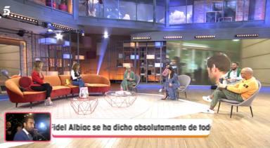 """Emma García, muy irritada, para el programa y estalla contra Terelu Campos en directo: """"Me da verdadera pena"""