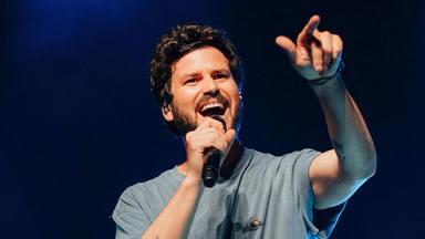 Willy Bárcenas contó con la presencia de su padre durante su último concierto en Madrid