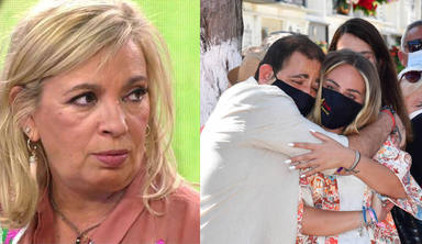 """Carmen Borrego sentencia a Rocío Flores tras acudir al homenaje de Rocío Jurado: """"No se niega la evidencia"""""""