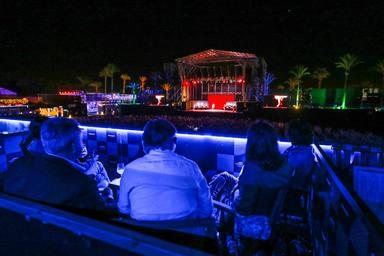 El público del Concert Music Festival entregado ante el mágico espectáculo de Sara Baras