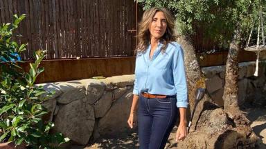 Paz Padilla, de nuevo vapuleada por las redes sociales: esta vez, por un posado en traje de baño