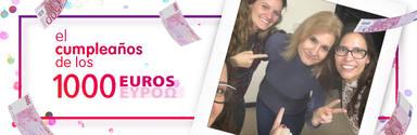 ¡Yolanda Vázquez de Madrid ha ganado 1.000 euros!