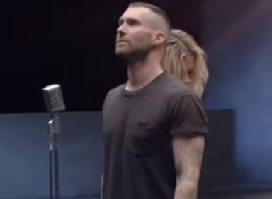 "Maroon 5con Cardi B para ""Girls like you"""
