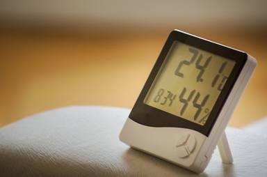 ¿Cuál es la temperatura ideal en invierno en casa o en la oficina?