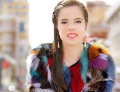 Marián Ávilaha desfilado en la Semana de la Moda de Nueva York
