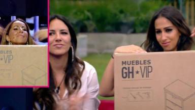 Llanto desconsolado de Noemí Salazar tras ser el mueble oficial de 'GH VIP': ''nunca he hecho nada sola''