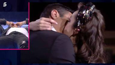 Del inesperado beso de Adara a Hugo Sierra en GH VIP a la decepción de Gianmarco