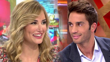 Alba Carrillo y Santi Burgoa: la historia de un amor que promete ser eterno