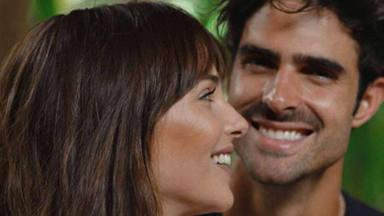 Andrea Duro y Juan Betancourt dan un paso más en su relación