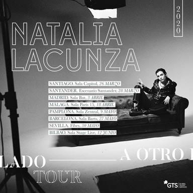 ¿Qué ocurre con la gira de Natalia Lacunza?