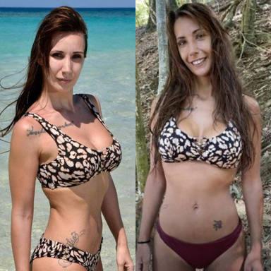 Supervivientes: Fani pierde poco peso