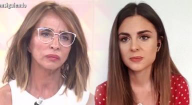 El sabio consejo que manda María Patiño a Alexia Rivas tras abandonar 'Socialité'