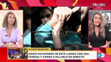 Rocío Jurado cogió la mano de María Patiño a modo de despedida días antes de morir