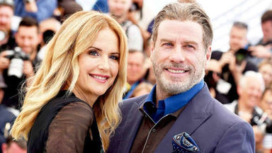 John Travolta despide a Kelly Preston
