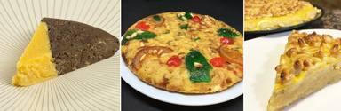 Las combinaciones imposibles de tortillas dulces
