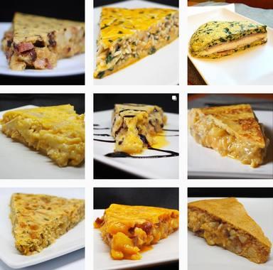 Las combinaciones imposibles de tortillas