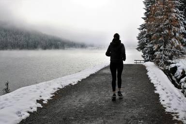 No busquis excuses per sortir a correr quan baixen les temperatures!