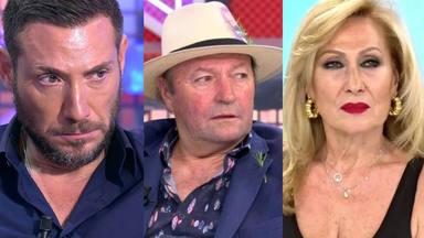 Antonio David destapa audios de Amador Mohedano en contra de Rosa Benito en 'Quiero dinero'