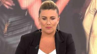Carlota Corredera se emociona al hablar de la muerte del marido de Paz Padilla