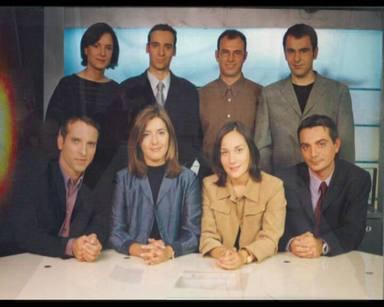 Inicios de Mónica López en TVE