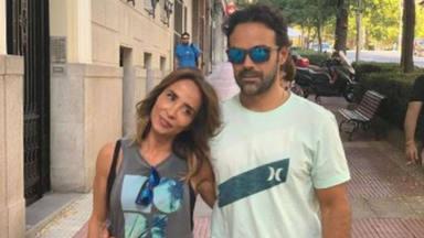 María Patiño celebra 14 años de amor junto a su marido