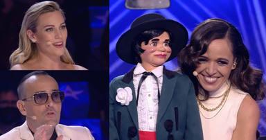 El revelador mensaje de Edurne y Risto Mejide a Celia Muñoz, ganadora de 'Got Talent', que se acabó cumpliendo