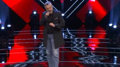 Miguel Bosé interpreta en directo 'Te Amaré' mostrando cómo están sus dotes interpretativas