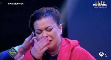 María José Campanario, desolada en las imágenes promocionales de El Desafío