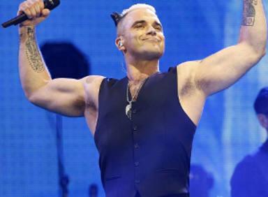 Robbie Williamsactuará en la ceremonia inaugural de Rusia 2018