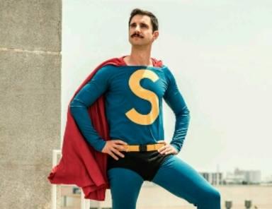 "Dani Rovira termina el rodaje de ""SuperLópez""."
