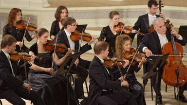 Orquesta sinfónica de Rusia