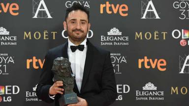 J. A. Bayona ganador del Goya a mejor director por 'Un monstruo viene a verme'