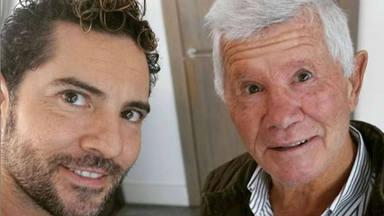 El divertido vídeo de David Bisbal junto a su padre disfrutando de las vacaciones