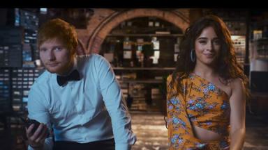 """Ed Sheeran estrena su videoclip con Camila Cabello y Cardi B: """"South of the Border"""""""