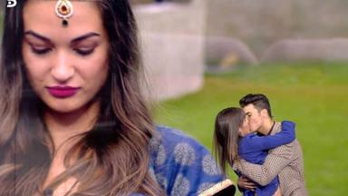 Sofía Suescun y Kiko Jiménez en 'GH VIP': de la ruptura en directo al beso de la reconciliación en minutos