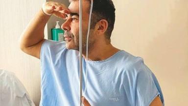 Jorge Javier Vázquez hablas de su ictus y su miedo paciente de riesgo