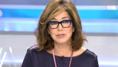 """La petición de Ana Rosa Quintana a su hijo en directo: """"Vuelve a casa"""""""