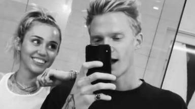 Miley Cyrus y Cody Simpson, más felices que nunca
