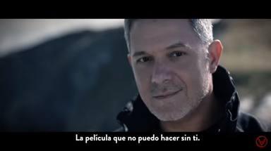 Alejandro Sanz quiere hacer una película contigo y #ElMundoEsNuestro