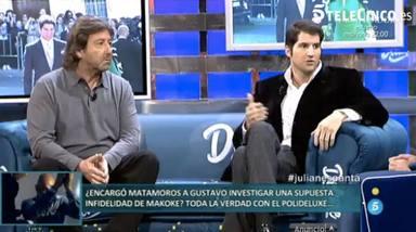 Julián Contreras padre e hijo