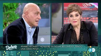 Anabel Alonso y Kiko Matamoros