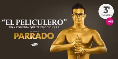 'El Peliculero', un show cargado de emociones y originalidad