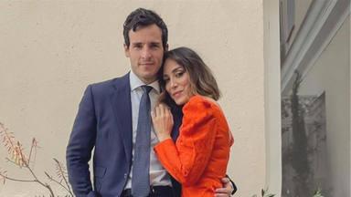 Iñigo Onieva y Tamara Falcó, juntos en la primera boda a la que asistieron como pareja