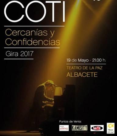 COTI EN ALBACETE. 19 de mayo 21:00h