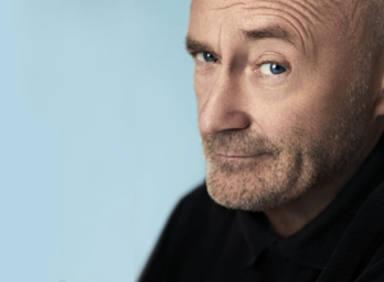 Phil Collins hospitalizado por un accidente