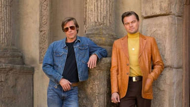 Leonadro DiCaprio y Brad Pitt